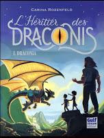 L'héritier des dragonis - Librairie Le Bel Auojurd'hui