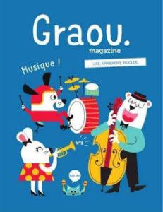 Graou - livre pour enfant dès 4 ans