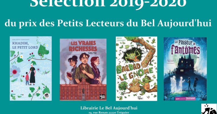 Le Prix des Petits Lecteurs du Bel Aujourd'hui !