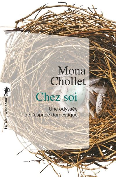 """Couverture """"Chez soi"""", de Mona Chollet"""