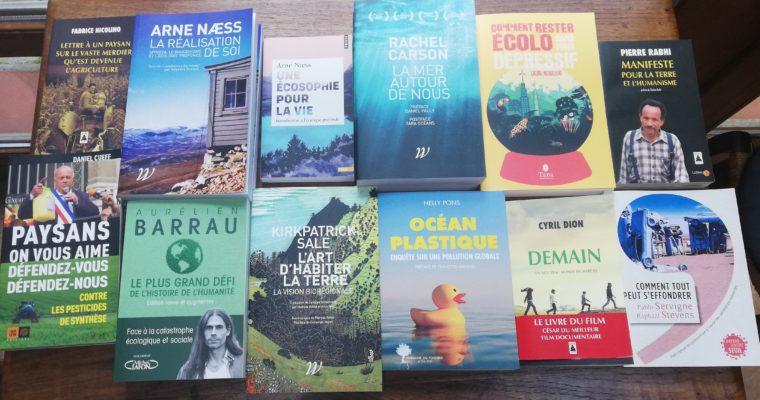 Quelques morceaux de choix : la table écologie